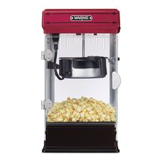 You'll love the 8 oz Wendover Popcorn Popper Machine at Wayfair - Great Deals on all Kitchen & Dining  products with Free Shipping on most stuff, even the big stuff.