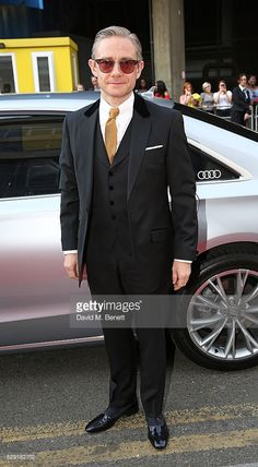Martin Freeman attends the House Of Fraser British Academy Television Awards 2016