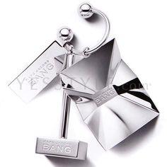Marc Jacobs  Bang It Key Chain