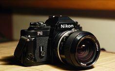 Nikon FG w. Nikkor 28/2 AI (2) by Yumi Abe, via Flickr