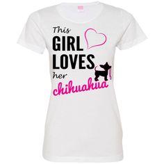 Ladies Custom Fine Jersey T-Shirt