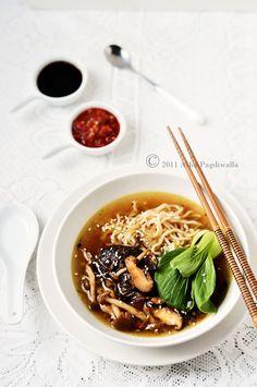 The right kinds Ramen noodles :)