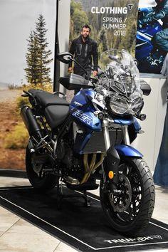 New #Triumph #Tiger 800 Love it! - Bogumil M - Google+