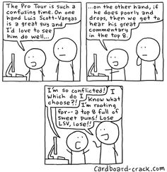 LSV and Pro Tour - Cardboard Crack