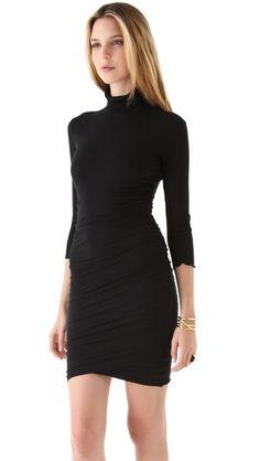 James Perse 3/4 Sleeve Dress