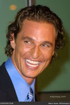 Image detail for -Matthew McConaughey - How To Lose A Guy In 10 Days Movie Premiere Matthew Mcconaughey, Pretty People, Beautiful People, Lincoln Lawyer, Killer Joe, Great Smiles, Hollywood, Good Looking Men, Sexy Men