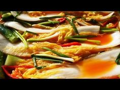 K Food, Good Food, My Best Recipe, Korean Food, Kimchi, Food Plating, Thai Red Curry, I Am Awesome, Brunch