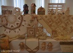 More photos: Ulla's Quilt World