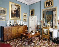 Prince Consort's Dressing & Writing Room, Osborne House J070020. Copyright © English Heritage