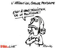 Les français ont donné de la voix