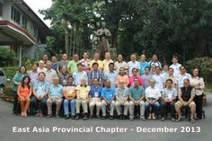 Philippines: Provincial Chapter of the Province of « East Asia »