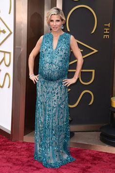 Elsa Pataky, vestido de Elie Saab - #Oscar 2014 - #Joyas y #celebrities en @BijouPrivee
