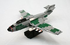 /by ABS doohickies #flickr #LEGO #plane