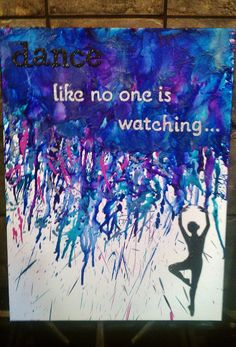 """crayon art  """"Color is the spice of life""""  Backdrop yellow....color yellow....rest white"""