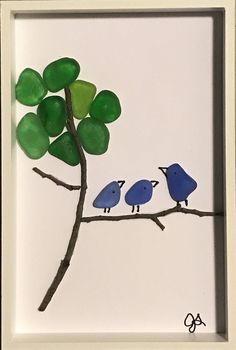 Out on a limb by GlassBySea on Etsy https://www.etsy.com/listing/574830033/out-on-a-limb