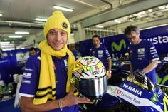 Winter Test 2016 by Valentino Rossi