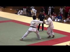 (40) The most effective techniques to fight in Tomiki Aikido - part 1 - YouTube