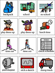 Free Printable Pecs Cards | posted by pta373 on april 28 2008