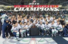 5008368d900d7 2016 WHL Western Conference Champions - Seattle Thunderbirds Western  Conference