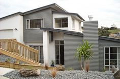 popular exterior home colors new zealand - Google Search