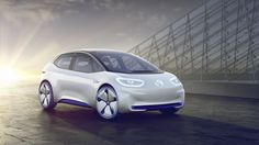 Volkswagen's rad-looking electric car is intended to make you forget about Dieselgate