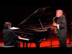 """Paquito D'Rivera & Chano Dominguez """"Jazz At Quartier Latin"""" (+playlist)  Great set.  Paquito D'Rivera has such a smooth tone on all his instruments.  He has a touch all his own. Much variety in this concert."""
