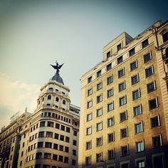 Gran Vía - Madrid --->