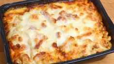 Take Your Time Eating This Creamy Baked Mac And Cheese I Could Eat This Casserole Every Day This is the ultimate potluck dish. Cheesy Chicken Pasta, Baked Chicken, Chicken Recipes, Creamy Baked Mac And Cheese Recipe, Penne, Cheese Recipes, Cooking Recipes, Potluck Dishes, Macaroni Cheese
