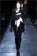 Ann Demeulemeester - Collezione Autunno/Inverno 2009/2010 - Vanity Fair
