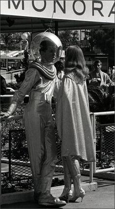 Spaceman & Spacegirl.