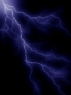 Rain Storm Animated Lightning storm lightning cloud