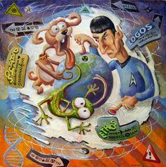 The Triune Brain by Michael Stancato