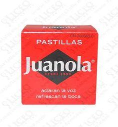 JUANOLA PASTILLAS CLASICAS CAJA 5,4 GR