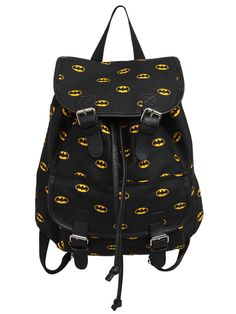 DC Comics Batman Logo Backpack, $20.65 @ Hot Topic