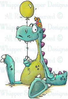 Birthday Dino - #BBY920