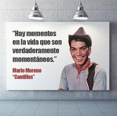"""""""Hay momentos en la #Vida que son verdaderamente momentáneos."""" Mario Moreno #Cantinflas #Citas #Frases @Candidman"""