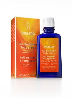 Sea Buckthorn Body Lotion - Skin that needs its moisture replenished gets nutrient-rich refreshment with this nurturing lotion