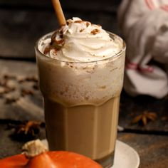 Nothing's cozier than staying in and enjoying a warm, homemade PSL.