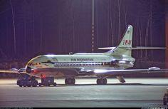 Sud SE-210 Caravelle III - Thai Airways International (Scandinavian Airlines - SAS) | Aviation Photo #1141107 | Airliners.net