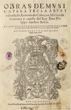 Hernando de Cabezón hace tan sólo una breve referencia a los ornamentos, que en cualquier caso es importante conocer viniendo del más importante de los compositores ibéricos para tecla.