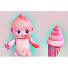 The Kewpie is my high school mascot!! And I'm a third generation Kewpie so my family has a lot of kewp pride :) don't hate on the naked babies :p