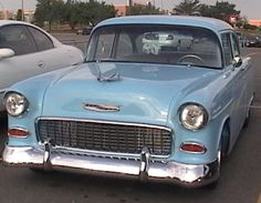 Our 55 Chevy..