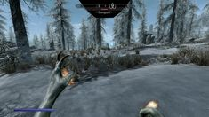 Vampire Lord in first person. [Glitch] #games #Skyrim #elderscrolls #BE3 #gaming #videogames #Concours #NGC