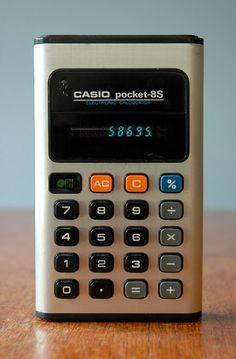 Calculadoras los utiles esculares.