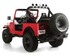 1986 Jeep CJ-7   Jeep Collection