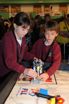 Teamwork and communication skills are key in the FIRST LEGO League competition http://firstlegoleague.theiet.org/