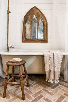 Charming Cottage Home interior design 28