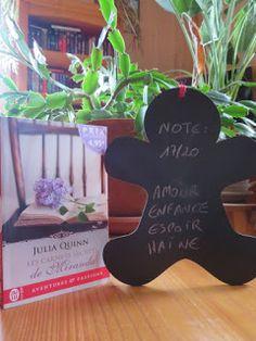 Les lectures de Mylène: Les carnets secrets de Miranda de Julia Quinn