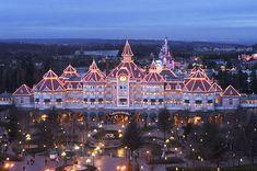 Disneyland Paris - the girls would freak!