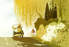 Down South by PascalCampion.deviantart.com on @deviantART